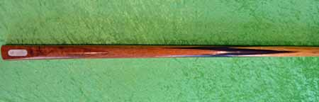 The Jp Mannock Anti Grip Cue