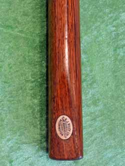 The Oval Badge Cue