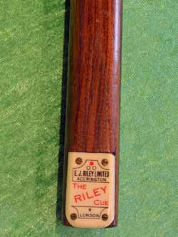 The Riley Cue