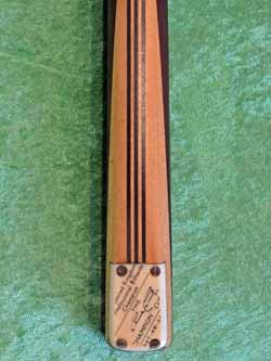 The Sidney Smith Champion Cue
