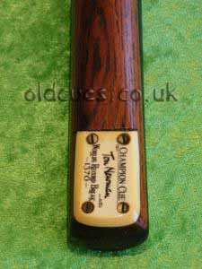 The Tom Newman 1370 Cue