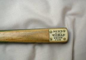 news of the world prize cue